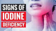 5 Signs and Symptoms of Iodine Deficiency
