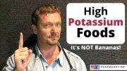 7 Foods High in Potassium (NOT bananas!)