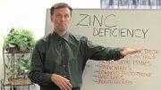 Symptoms of a Zinc Deficiency