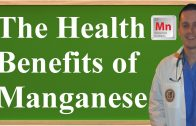 The Health Benefits of Manganese