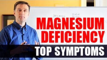 The Top Symptoms of a Magnesium Deficiency