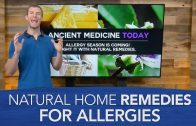 Natural Home Remedies for Allergies