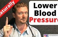 How to Lower HIGH BLOOD PRESSURE Naturally