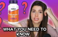 Pantothenic Acid Vitamin B5