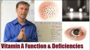 Vitamin A Functions & Deficiencies