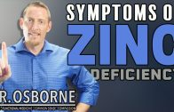 Symptoms of Zinc Deficiency