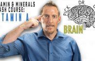 Vitamin A Crash Course – Signs and Symptoms of Vitamin A Deficiency