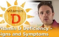 Vitamin D-K Deficiency – Signs and Symptoms