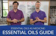 Essential Oils As Medicine:
