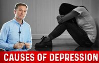 The Real Causes of Depression | Dr.Berg