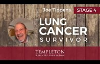 Joe Tippens was diagnosed with lung cancer
