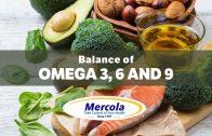 Balance of Omega 3, 6 and 9?
