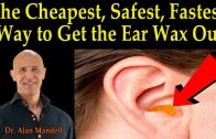 Get the Ear Wax Out