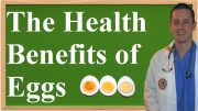 The Health Benefits of Eggs