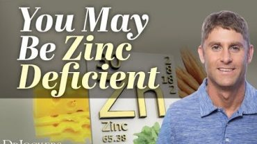 5 Reasons Why You May Be Zinc Deficient